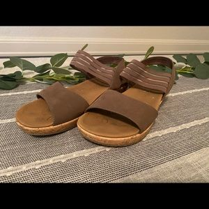 Sketcher's Slip On Sandals